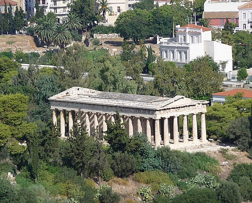 AGT21 – Acropolis of Athens, Plaka, Ancient Agora and the Agora Museum Tour