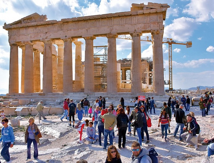 A2B – Acropolis of Athens Tour WITH ticket