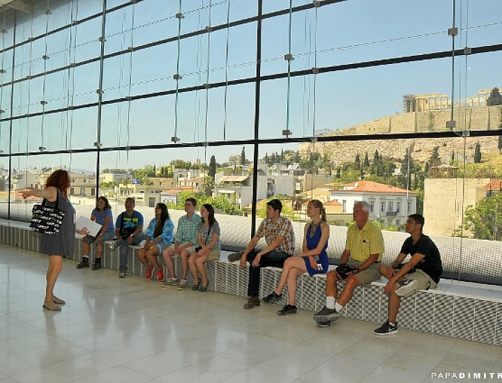 AGT17 – Acropolis of Athens & the Acropolis Museum Tour