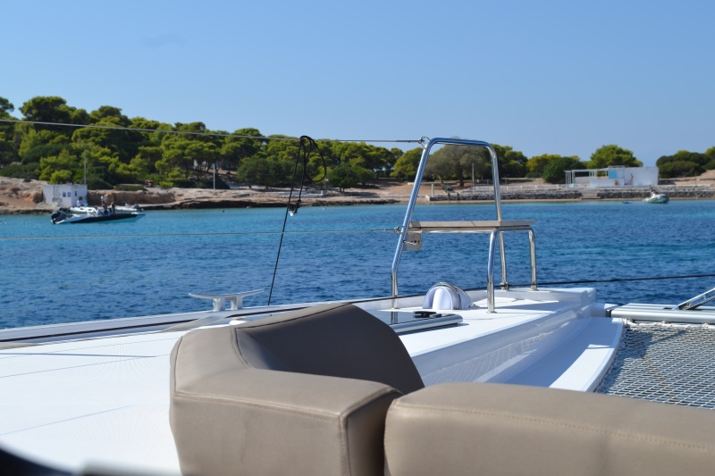 Athens Private Luxury Cruise with Five Star Gastronomy Experience