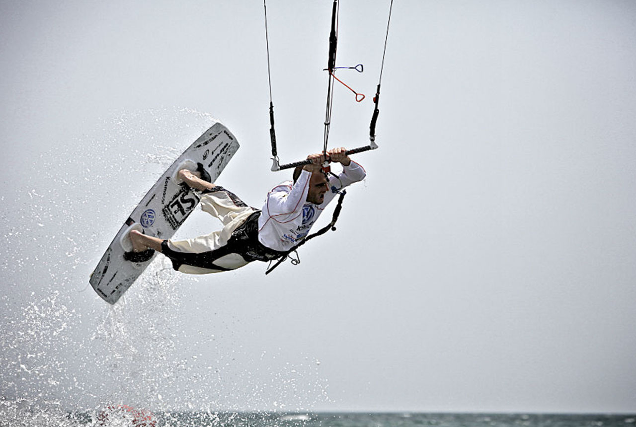 Kite Surf in Nafplio - 6H Lesson