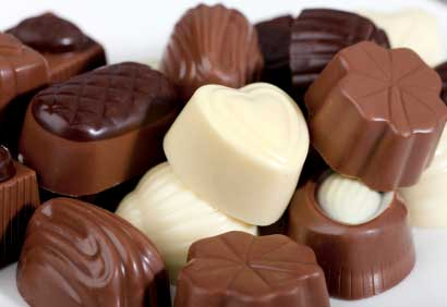 Chocolates in your Room