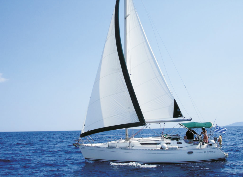 Full day private Halkidiki Sailing - Best experience (Neos Marmaras)