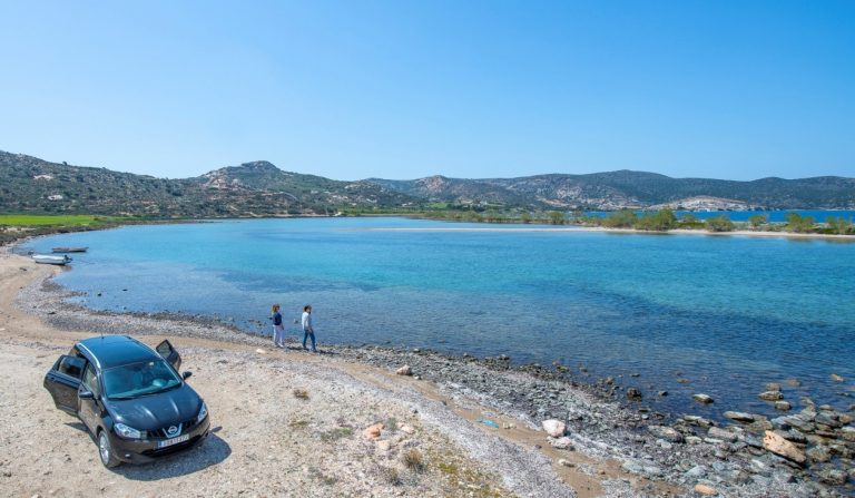 The Experience of Exploring the West Side of Milos