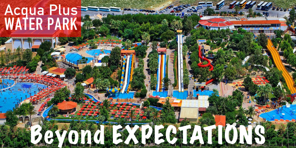 Acqua Plus Water Park only Entrance