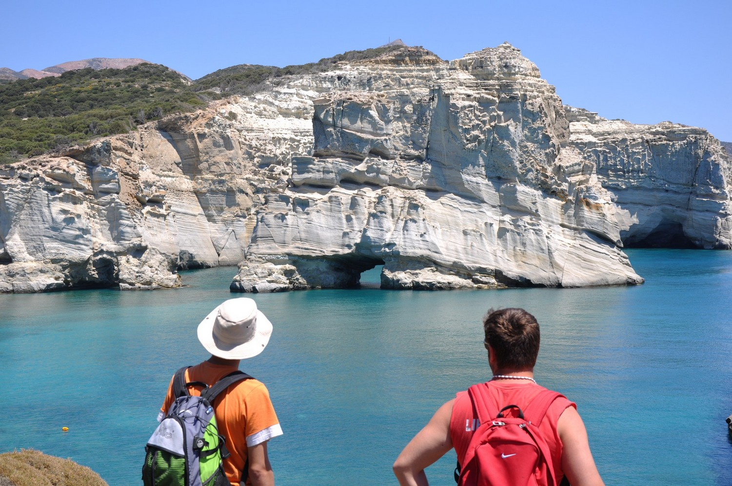 Hiking and Sailing Tour (Private)